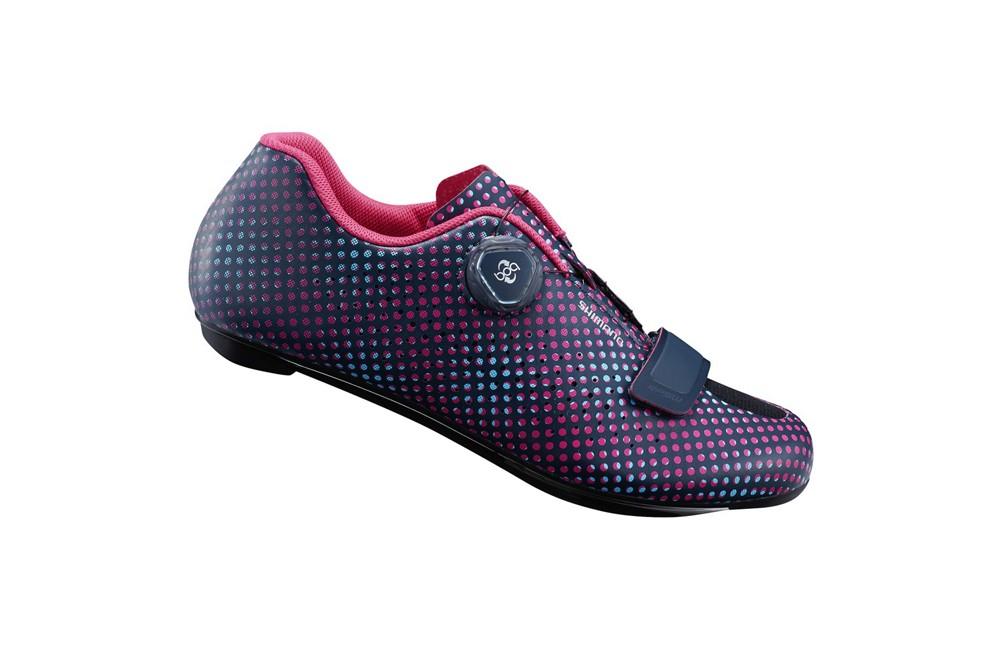 SHIMANO RP501 women's road cycling shoes 2019 - Bike Shoes