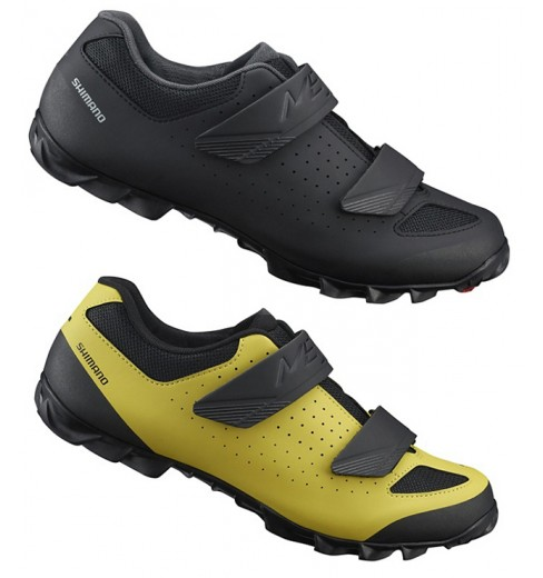 SHIMANO chaussures VTT homme ME100 2019