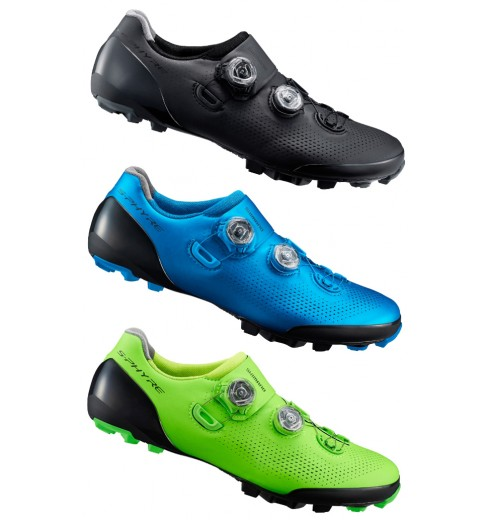 Chaussures VTT homme SHIMANO S-Phyre XC901 2020