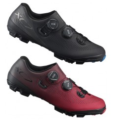 SHIMANO XC701 men's MTB racing shoes 2019