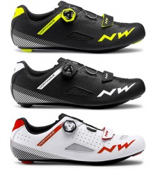 NORTHWAVE Core Plus men's road cycling shoes 2019