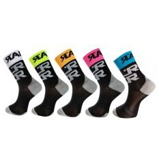 RAFA'L chaussettes hautes Carbone Attack noir