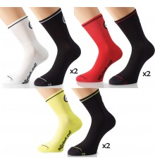 ASSOS Mille S7 summer socks 2015