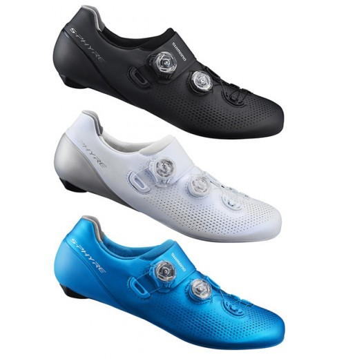 Chaussures vélo route SHIMANO S-Phyre RC901 LARGE 2020