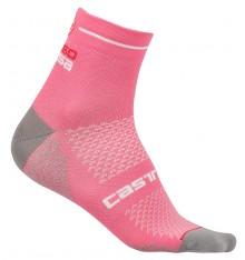 CASTELLI Rosa Corsa 2 women's cycling socks