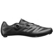 Chaussures vélo route homme MAVIC Cosmic Ultimate SL noir 2019