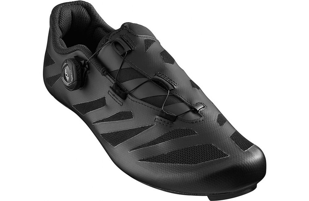 Mavic Cosmic SL Ultimate Carbon Road Shoes EU 40 2//3 US Men 7.5 Black Road BOA