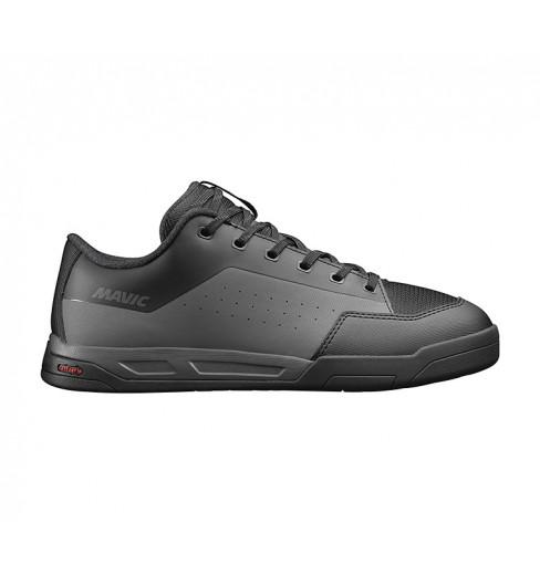 Chaussures VTT MAVIC all mountain DEEMAX ELITE FLAT noir 2019