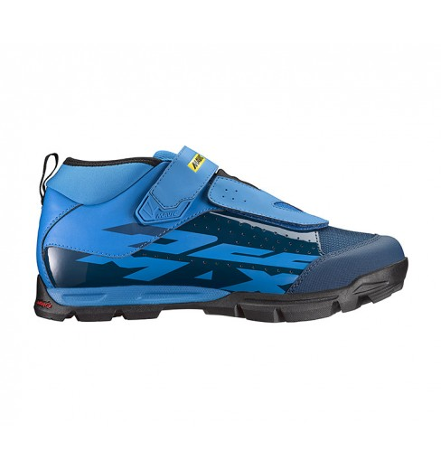 Chaussures VTT MAVIC all mountain DEEMAX ELITE bleu 2019