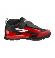 MAVIC DEEMAX Elite red all mountain shoes 2019