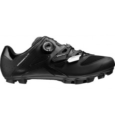 MAVIC Crossmax Elite black men's MTB shoes 2019