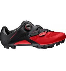 MAVIC Crossmax Elite black / red men's MTB shoes 2019
