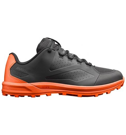 MAVIC XA black / orange MTB shoes 2019