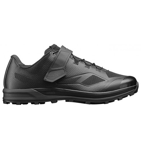 MAVIC XA Elite II black/grey MTB shoes 2019