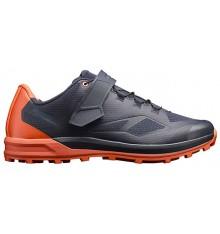 MAVIC XA Elite II black / orange MTB shoes 2019