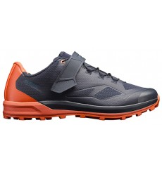 Chaussures VTT MAVIC XA Elite II noir / orange 2019