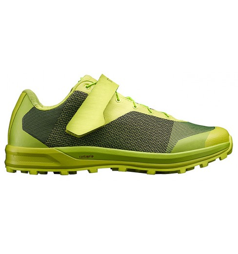MAVIC XA Matryx green men MTB shoes 2019