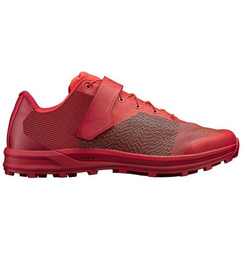 Chaussures VTT MAVIC XA Matryx rouge 2019