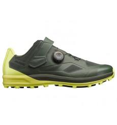 Chaussures VTT MAVIC XA Pro olive 2019