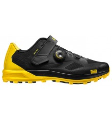 MAVIC XA Pro black / yellow men's MTB shoes 2019