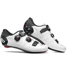 Chaussures vélo route SIDI Ergo 5 carbon Composite blanc / noir 2019