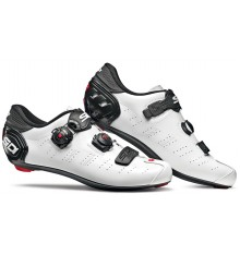 SIDI Ergo 5 Carbon Composite white / black road cycling shoes 2021