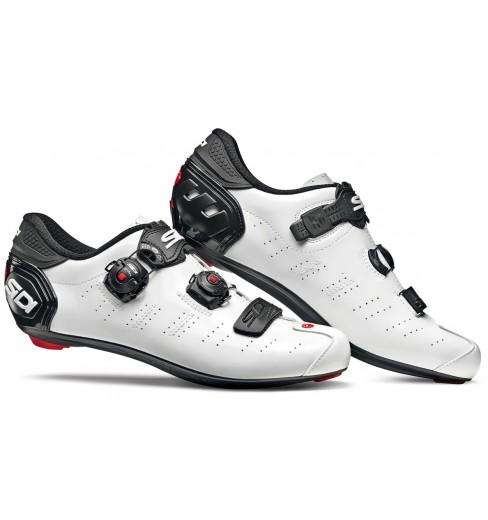 SIDI Ergo 5 Carbon Composite white / black road cycling shoes 2019