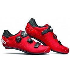 Chaussures vélo route SIDI Ergo 5 carbon Composite rouge mat / noir 2019