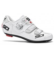 Chaussures vélo route femme SIDI ALBA blanc