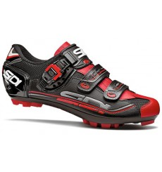 SIDI Eagle 7 SR black / red MTB Shoes 2019