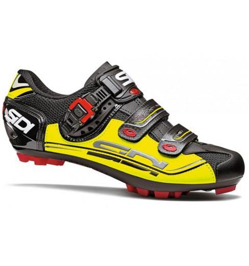 SIDI Eagle 7 SR black / yellow MTB Shoes 2019