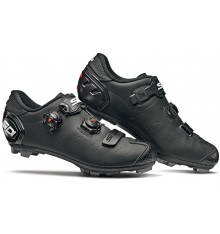 SIDI Dragon 5 SRS Carbon matt black MTB shoes 2019