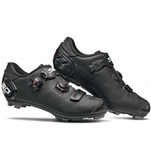 SIDI Dragon 5 SRS Carbon matt black MTB shoes 2019