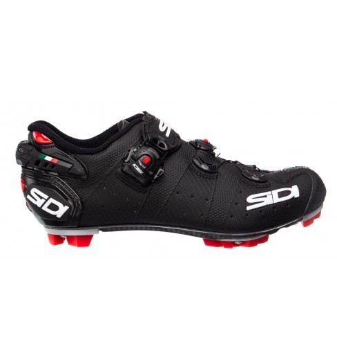 SIDI Drako 2 SRS matt black MTB shoes 2021