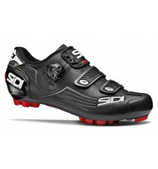 SIDI Trace black men's MTB shoes