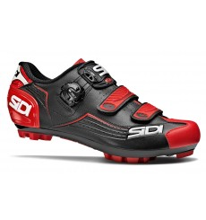 SIDI Trace black / red men's MTB shoes