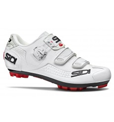 SIDI Trace white men's MTB shoes