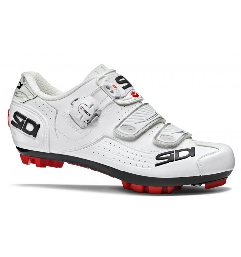 SIDI Trace white women's MTB shoes