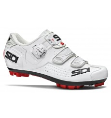 SIDI Trace white women's MTB shoes