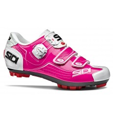 Chaussures VTT femme SIDI TRACE rose fushia
