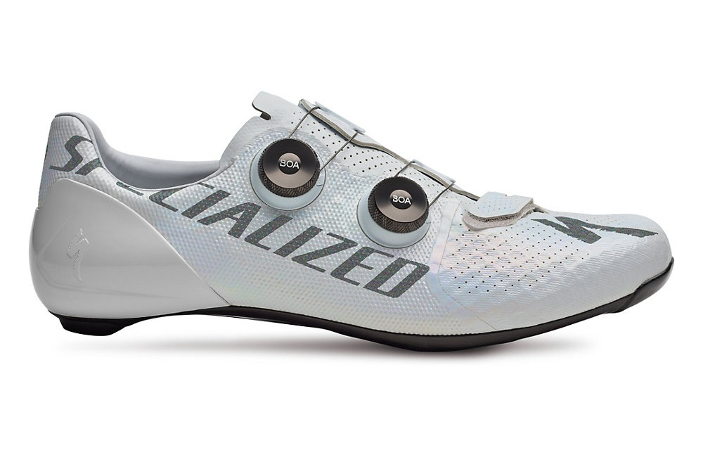 Chaussures SPECIALIZED route S Works Sagan Edition Limitée Overexposed 2019