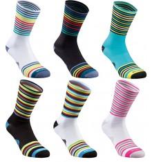 SPECIALIZED Full Stripe summer cycling socks 2019