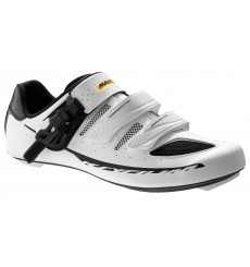 Mavic Ksyrium Elite Maxi Fit II road bike shoes