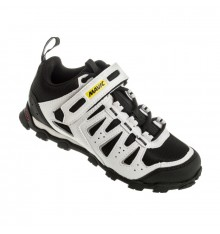 Mavic Crossride Elite Womens MTB Shoes - White / Black