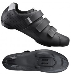 Chaussures vélo route homme SHIMANO RT5 SPD (cyclo-tourisme) 2019