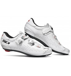 SIDI Genius 10 white road cycling shoes 2019