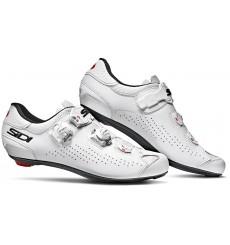 SIDI Genius 10 white road cycling shoes 2021