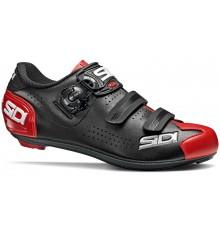 Chaussures vélo route homme SIDI ALBA 2 noir / rouge 2021