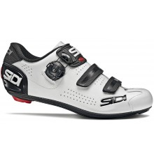 Chaussures vélo route homme SIDI ALBA 2 blanc / noir 2021