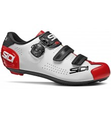 SIDI Alba 2 white / black / red mens' road cycling shoes 2020